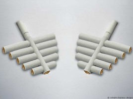 cigarettes 3  / rodolphe dogniaux design matin