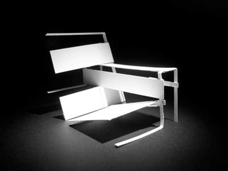 Forme et fonction exercice pratique partir du papier design matin - Objets design originaux ...