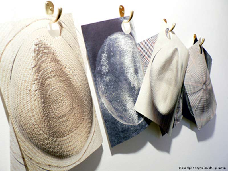 chapeau-12 rodolphe dogniaux design matin