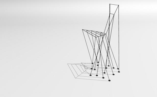 chaise point noir rodolphe dogniaux 4040
